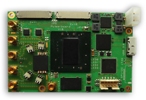 pulsar board with dedicated DSP co-processor